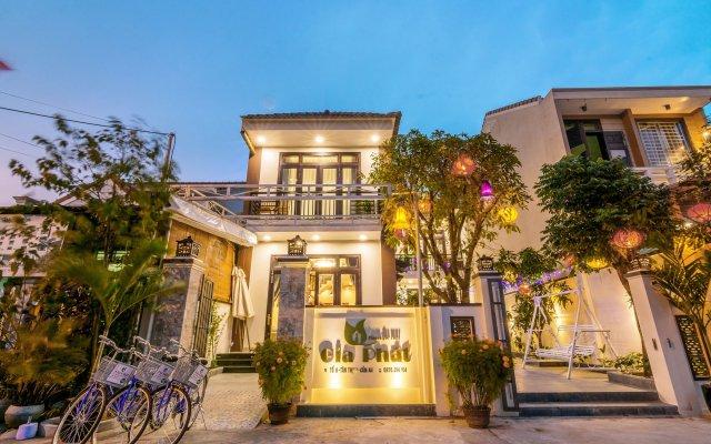 Отель Gia Phát вид на фасад