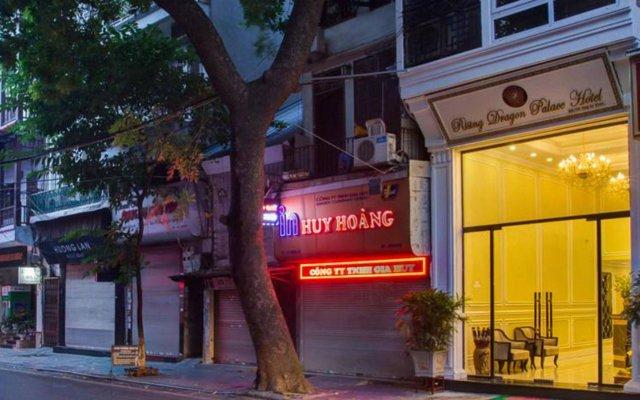 Отель Rising Dragon Grand Hotel Вьетнам, Ханой - отзывы, цены и фото номеров - забронировать отель Rising Dragon Grand Hotel онлайн вид на фасад