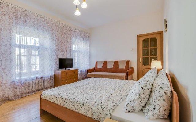 Апартаменты Ludwig Apartment at Pervaya Sovetskaya 8 комната для гостей