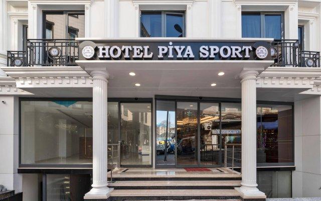 Piya Sport Hotel Турция, Стамбул - отзывы, цены и фото номеров - забронировать отель Piya Sport Hotel онлайн вид на фасад