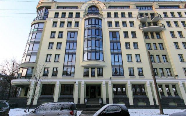 Мини-Отель Офицерский Санкт-Петербург вид на фасад
