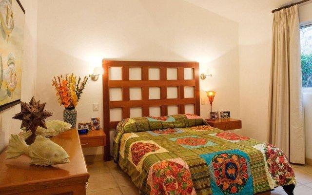 Отель Villa De La Luna Сан-Хосе-дель-Кабо комната для гостей