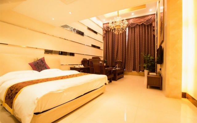 Апартаменты Hakka International Apartment Beijing Rd комната для гостей