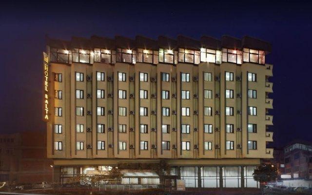 Balta Hotel вид на фасад