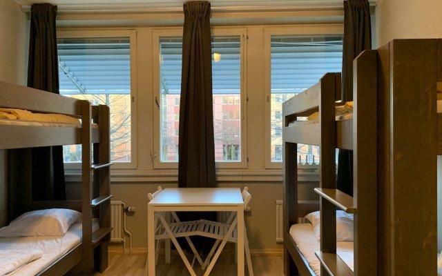 Отель Göteborg Hostel Швеция, Гётеборг - отзывы, цены и фото номеров - забронировать отель Göteborg Hostel онлайн комната для гостей