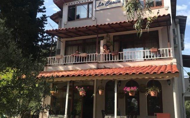 Бутик-Отель la Casıta вид на фасад