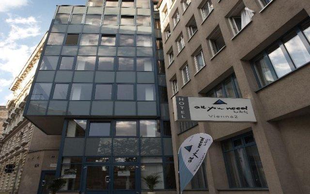 Отель AllYouNeed Hotel Vienna 2 Австрия, Вена - - забронировать отель AllYouNeed Hotel Vienna 2, цены и фото номеров вид на фасад