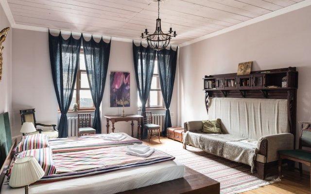 Апартаменты Griboedov Loft Apartments K14 комната для гостей
