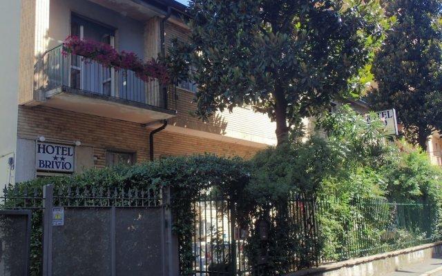 Отель Brivio Италия, Милан - отзывы, цены и фото номеров - забронировать отель Brivio онлайн вид на фасад