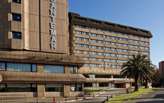 Отель Santemar Испания, Сантандер - 2 отзыва об отеле, цены и фото номеров - забронировать отель Santemar онлайн вид на фасад