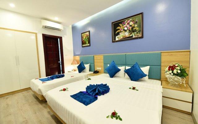 Отель Amorita Boutique Hotel Вьетнам, Ханой - отзывы, цены и фото номеров - забронировать отель Amorita Boutique Hotel онлайн вид на фасад