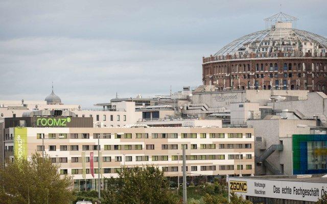 Отель Roomz Vienna Gasometer вид на фасад