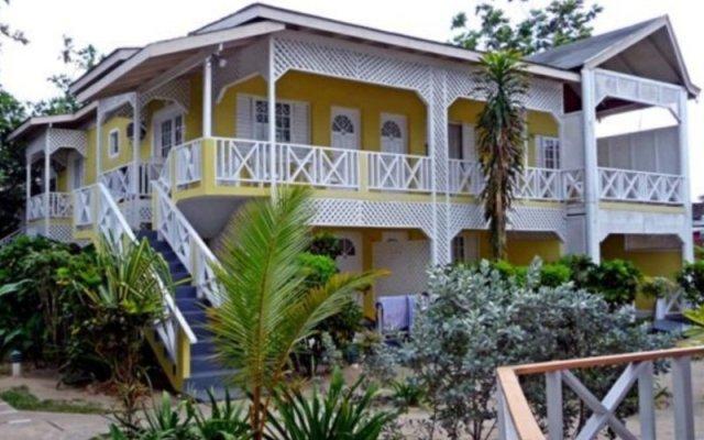 Отель Merrils Beach Resort II All Inclusive вид на фасад