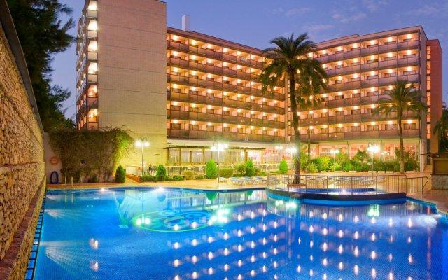 Отель Eurosalou & Spa Испания, Салоу - 4 отзыва об отеле, цены и фото номеров - забронировать отель Eurosalou & Spa онлайн вид на фасад