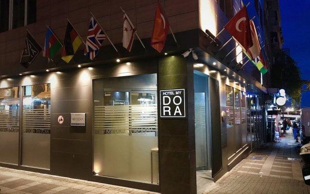 My Dora Hotel Турция, Стамбул - отзывы, цены и фото номеров - забронировать отель My Dora Hotel онлайн вид на фасад