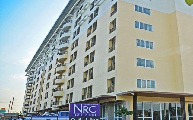 Отель NRC Residence Suvarnabhumi вид на фасад
