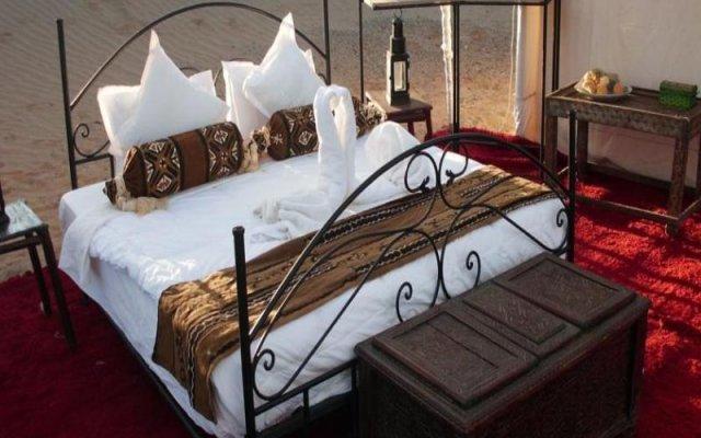Отель Auberge La Belle Etoile Марокко, Мерзуга - отзывы, цены и фото номеров - забронировать отель Auberge La Belle Etoile онлайн комната для гостей