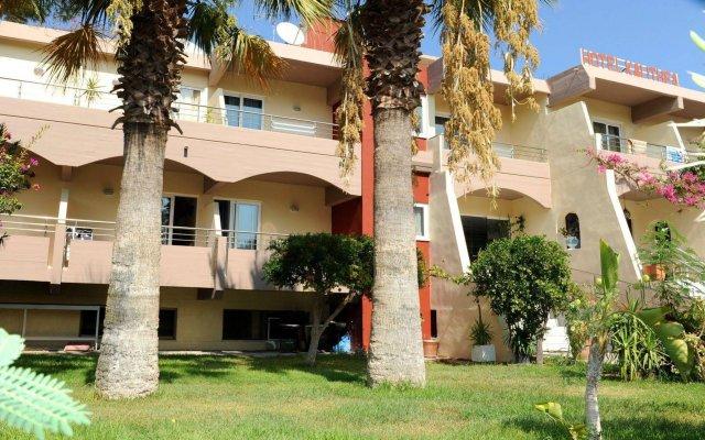 Отель Kalithea Греция, Родос - отзывы, цены и фото номеров - забронировать отель Kalithea онлайн вид на фасад