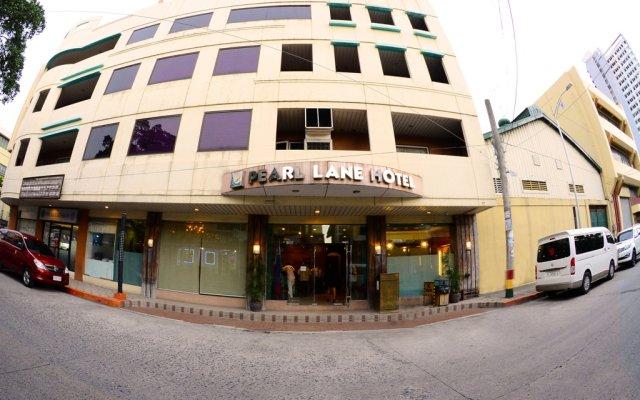 Отель Pearl Lane Hotel Филиппины, Манила - 1 отзыв об отеле, цены и фото номеров - забронировать отель Pearl Lane Hotel онлайн вид на фасад