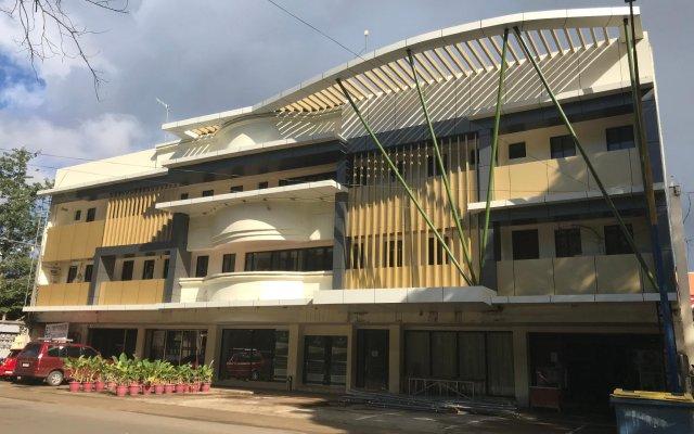 Отель Sheridan Boutique Hotel Филиппины, Пуэрто-Принцеса - отзывы, цены и фото номеров - забронировать отель Sheridan Boutique Hotel онлайн вид на фасад