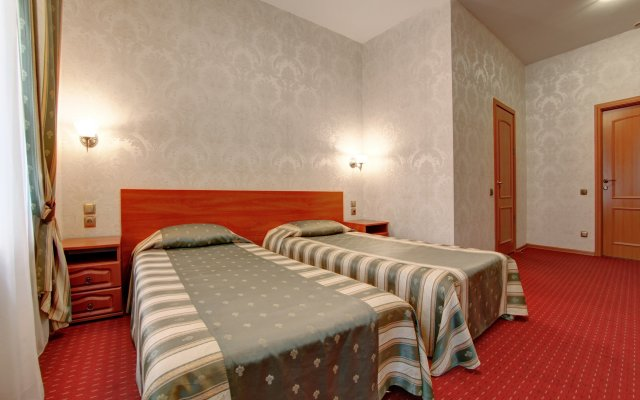 Гостиница Попов комната для гостей