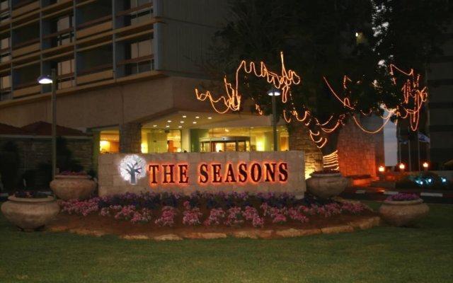 The Seasons on the Sea