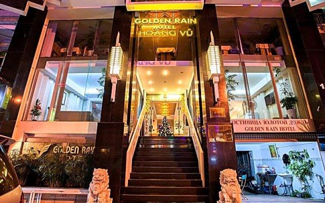 Отель Golden Rain Hotel Вьетнам, Нячанг - 8 отзывов об отеле, цены и фото номеров - забронировать отель Golden Rain Hotel онлайн вид на фасад