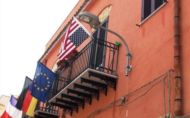 Отель Cinisi Vacanze Италия, Чинизи - отзывы, цены и фото номеров - забронировать отель Cinisi Vacanze онлайн вид на фасад