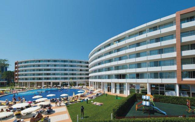 Отель RIU Helios Hotel - All Inclusive Болгария, Солнечный берег - отзывы, цены и фото номеров - забронировать отель RIU Helios Hotel - All Inclusive онлайн вид на фасад