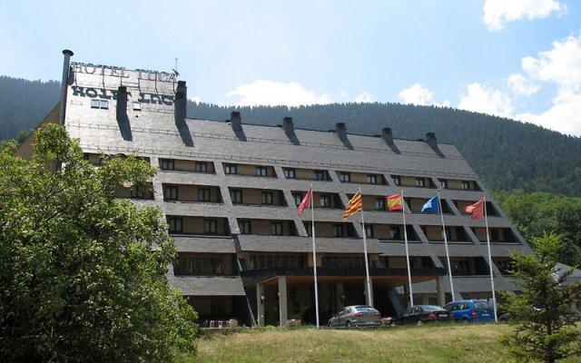 Отель RVHotels Tuca вид на фасад