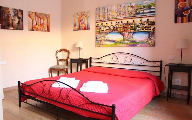 Отель Art Apartment Santa Maria Novella Италия, Флоренция - отзывы, цены и фото номеров - забронировать отель Art Apartment Santa Maria Novella онлайн комната для гостей