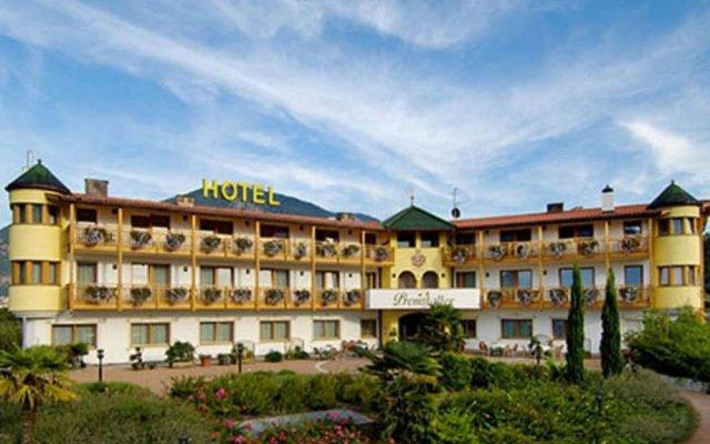 Отель Gardenhotel Premstaller Терлано вид на фасад
