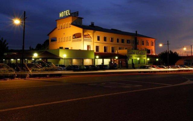 Hotel Del Carme вид на фасад