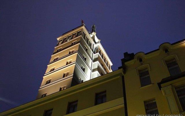 Отель Solo Sokos Hotel Torni Финляндия, Хельсинки - - забронировать отель Solo Sokos Hotel Torni, цены и фото номеров вид на фасад