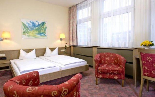 Отель Boulevard Berlin Германия, Берлин - отзывы, цены и фото номеров - забронировать отель Boulevard Berlin онлайн комната для гостей