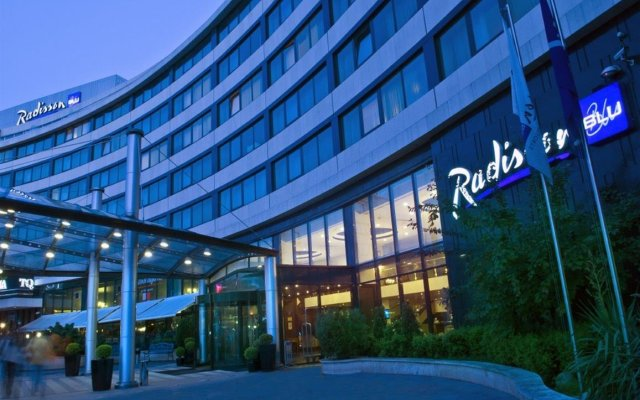 Hotel Grand София вид на фасад