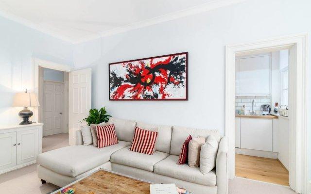 Отель 1 Bedroom for 2 Guests in Marvellous Notting Hill Великобритания, Лондон - отзывы, цены и фото номеров - забронировать отель 1 Bedroom for 2 Guests in Marvellous Notting Hill онлайн комната для гостей
