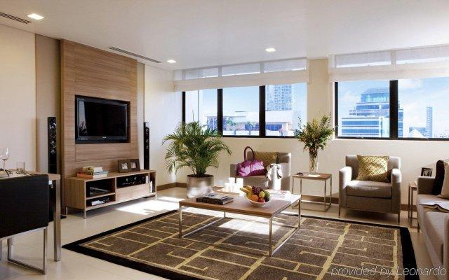 Отель 8 on Claymore Serviced Residences Сингапур, Сингапур - отзывы, цены и фото номеров - забронировать отель 8 on Claymore Serviced Residences онлайн комната для гостей