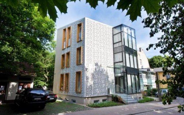 Отель Villa 21 Польша, Сопот - отзывы, цены и фото номеров - забронировать отель Villa 21 онлайн вид на фасад