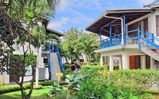 Отель Negril Tree House Resort вид на фасад