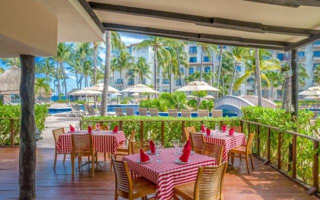 Отель Fiesta Americana Cancun Villas Мексика, Канкун - 8 отзывов об отеле, цены и фото номеров - забронировать отель Fiesta Americana Cancun Villas онлайн вид на фасад