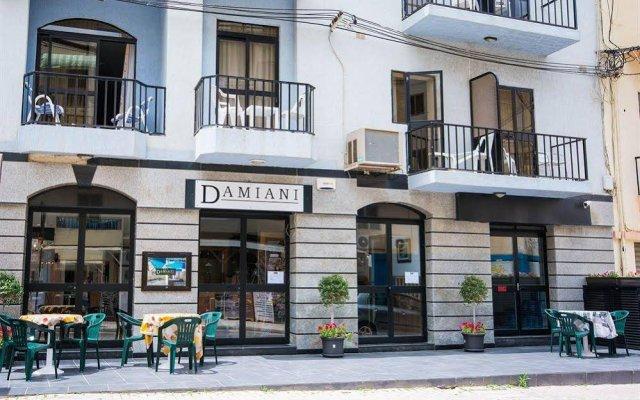 Апартаменты Damiani Apartments вид на фасад