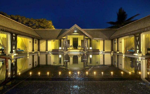 Отель Sofitel Mauritius L'Imperial Resort & Spa вид на фасад