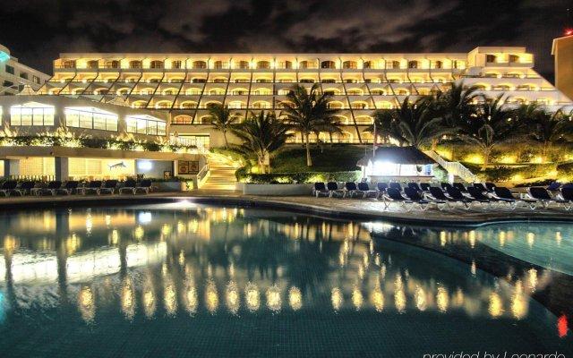 Отель Golden Parnassus Resort & Spa - Все включено вид на фасад