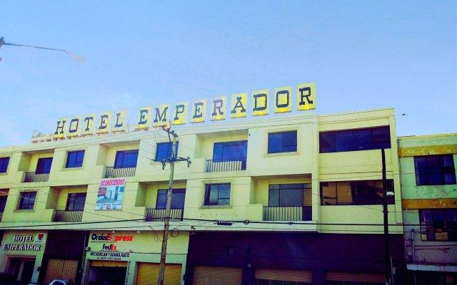 Отель Emperador Мексика, Гвадалахара - отзывы, цены и фото номеров - забронировать отель Emperador онлайн вид на фасад
