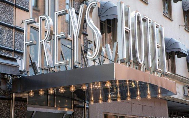 Отель Freys Hotel Швеция, Стокгольм - отзывы, цены и фото номеров - забронировать отель Freys Hotel онлайн вид на фасад