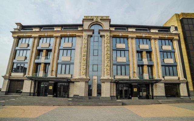 Отель Aghababyan's Hotel Армения, Ереван - отзывы, цены и фото номеров - забронировать отель Aghababyan's Hotel онлайн вид на фасад