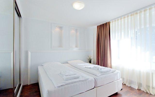 Апартаменты Suite Apartments By Livingdowntown Цюрих комната для гостей