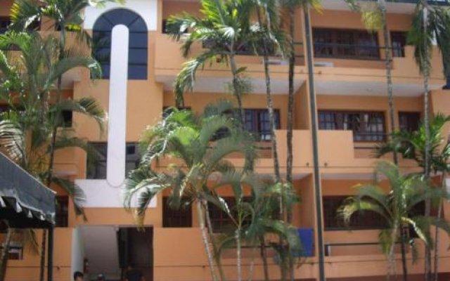 Отель Calypso Beach Доминикана, Бока Чика - отзывы, цены и фото номеров - забронировать отель Calypso Beach онлайн вид на фасад