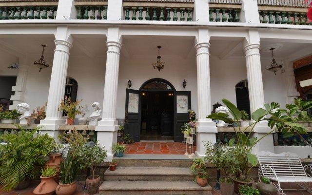 Отель Little White House Xiamen Gulangyu Китай, Сямынь - отзывы, цены и фото номеров - забронировать отель Little White House Xiamen Gulangyu онлайн вид на фасад